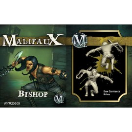 Malifaux 2nd Edition Bishop