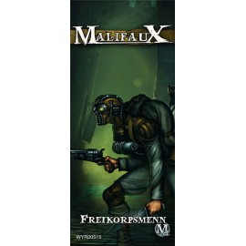 Malifaux 2nd Edition Freikorpsmenn(2) Outcast