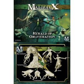 Malifaux 2nd Edition Herald of Obliteration: Tara Crew