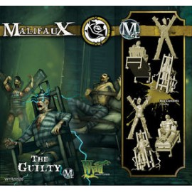 Malifaux 2nd Edition The guilty