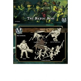 Malifaux 2nd Edition Som'er Box Set The Bayou Boss