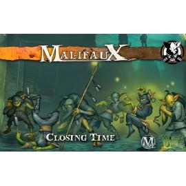 Malifaux 2nd Edition Whiskey Golem