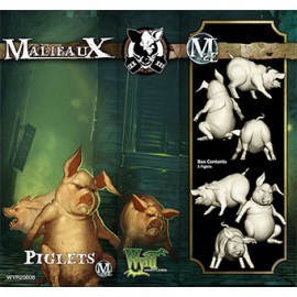 Malifaux 2nd Edition Piglets Gremlin (3)