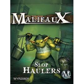 Malifaux 2nd Edition Slop Haulers (2) Gremlin