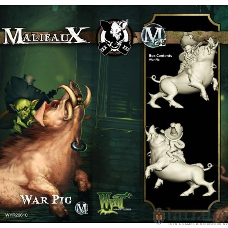 Malifaux 2nd Edition Warpig