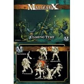 Malifaux 2nd Edition Closing Time:Brewmaster Crew