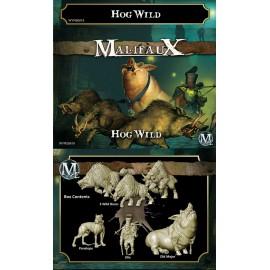 Malifaux 2nd Edition Ulix Crew