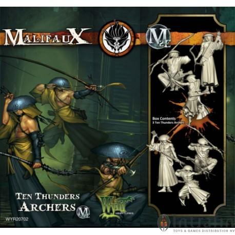 Malifaux 2nd Edition Archers -Ten Thunders