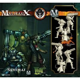 Malifaux 2nd Edition Samurai -Ten Thunders (3)