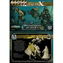 Malifaux 2nd Edition Brotherhood of the Rat
