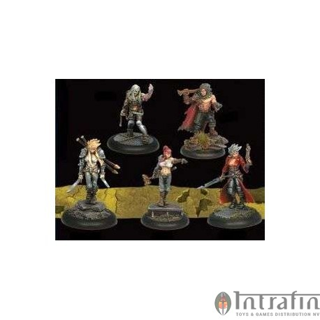 Victoria's Mercenaries Box Set