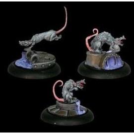 Malifaux Rats (3)