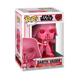 Star Wars:417 Valentines - Vader w/Heart