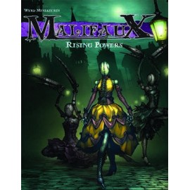 Malifaux Rulebook Rising Powers