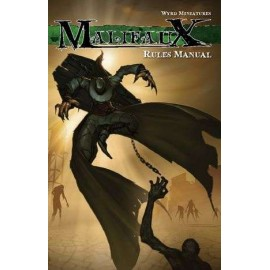 Malifaux Rulebook Rules Manual