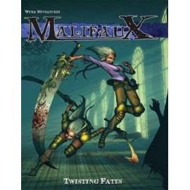 Malifaux Rulebook Twisting Fates