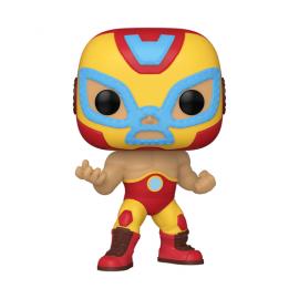 Marvel:709 Lucha Libre -Iron Man