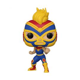 Marvel:710 Lucha Libre -Captain Marvel