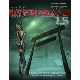 Malifaux 1.5 Core Rulebook