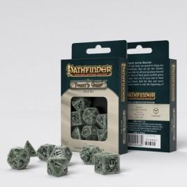 Pathfinder Tyrant's Grasp Dice Set
