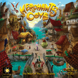 Merchants Cove Board game