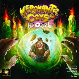 Merchants Cove - The Oracle Board game