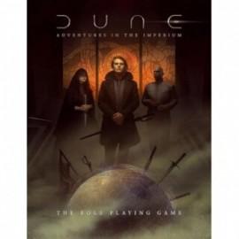 Dune RPG Core Rulebook - RPG -Arrakis