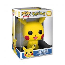 """Games: Pokemon S1- 10"""" Pikachu"""