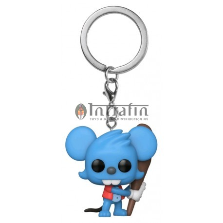 POP Keychains: Simpsons -Itchy