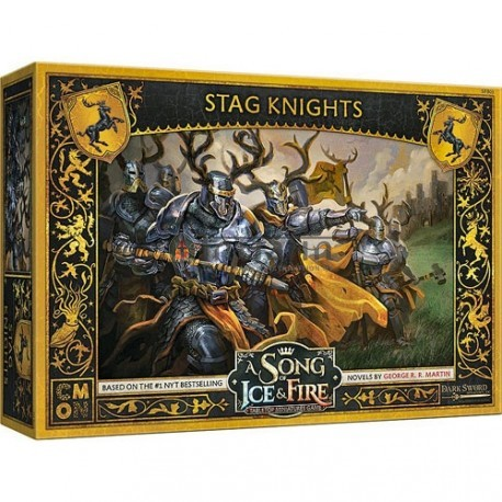 Baratheon Stag Knights: A Song Of Ice and Fire Exp.