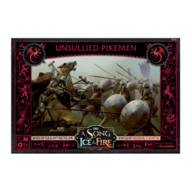 Unsullied Pikemen: A Song of Ice and Fire Exp.