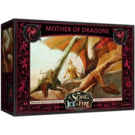 Mother of Dragons: A Song of Ice and Fire Exp.