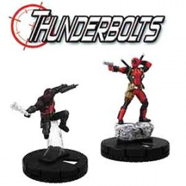 HC Deadpool Fast Forces Pack