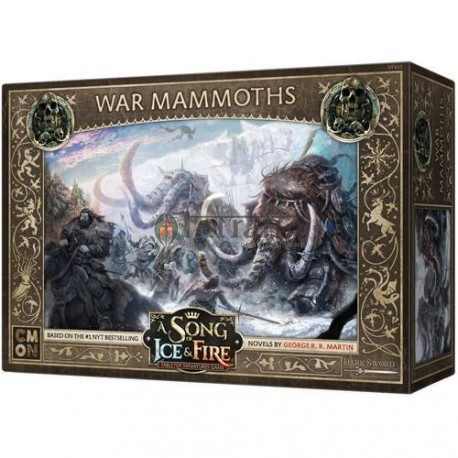 War Mammoths: A Song of Ice and Fire Exp.