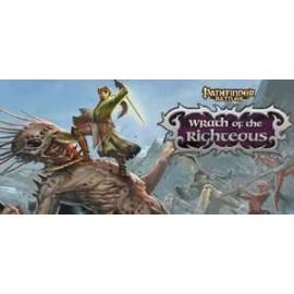 Pathfinder Battles Wrath of the Righteous Demon Lord Deskari