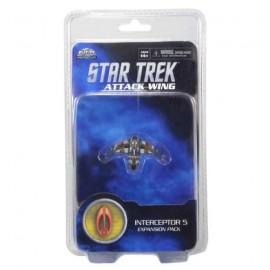 Star Trek Attack Wing Interceptor 5