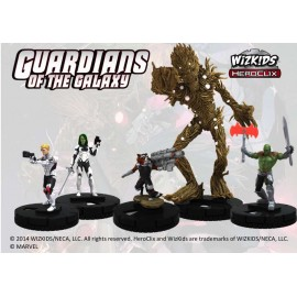 HC Guardians of the Galaxy Comic Fast Forces Pack Inhumans