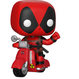 Rides 48 POP - Deadpool - Deadpool and Scooter