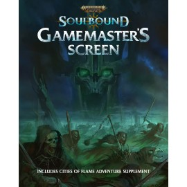 Warhammer Age of Sigmar Soulbound GM Screen