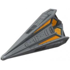 Star Trek Attack Wing Tholian Starship