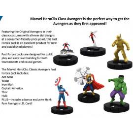 HC Classic Avengers Fast Forces