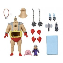 "Teenage Mutant Ninja Turtles (Cartoon) – 7"" Scale Action Figure – Ultimate Krang's Android Body"