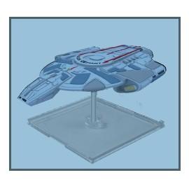 Star Trek Attack Wing W22 USS Valiant