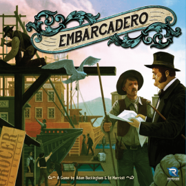 Embarcadero - Boardgame