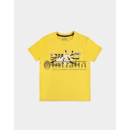 Pokémon - Pika - Women's Short Sleeve T-shirt - S