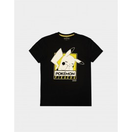 Pokémon - Embarrassed Pika - Men's Short Sleeved T-shirt - M