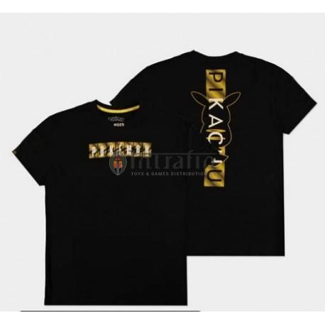 Pokémon - The Pika - Men's Short Sleeve T-shirt - XL