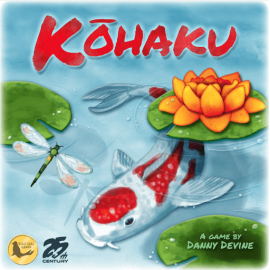Kohaku - boardgame