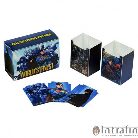 Dice Masters Worlds Finest Team Box