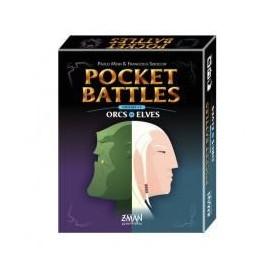 Pocket Battles Orcs vs. Elves